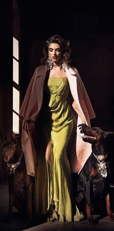 Glamour Italia by Signe Vilstrup