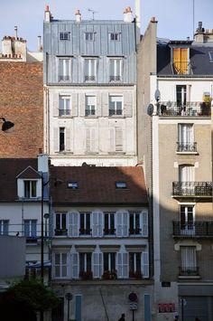 73 Rue des Rigoles, Paris XX