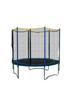 Wzmocniona trampolina sprężynowa