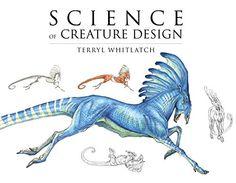 Science of Creature Design: understanding animal anatomy by Terryl Whitlatch http://www.amazon.com/dp/1933492562/ref=cm_sw_r_pi_dp_QoP0vb0MC8BK8