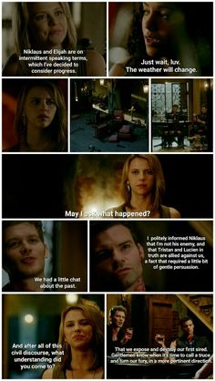 "#TheOriginals 3x06 ""Beautiful Mistake"""