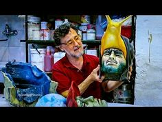 Best places to visit in Italy. Mask Maker in Venice, Italy. - YouTube
