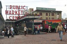 Seattle Washington Pikes Market