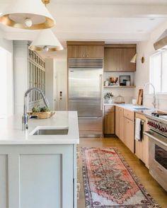 BECKI OWENS- 2018 Design Trend: Flat Front Cabinetry