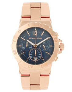 Enlarge Michael Kors MK5410 Rose Gold Watch