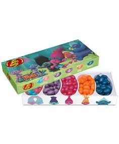 "DreamWorks Trolls Gift Box from Jelly Belly | <a href=""http://macys.com"" rel=""nofollow"" target=""_blank"">macys.com</a>"