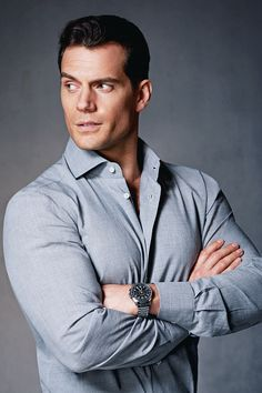 HENRY CAVILL by Damian Foxe