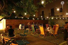 Il Giardino di Lipari - La Banda dell'Uku live #giardino #garden #eolie #lipari #island #isola #summer #lights #sicilia #sicily #travel #live #music #ukulele