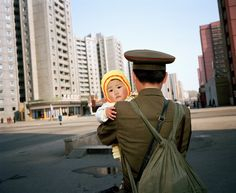 Martin Parr NORTH KOREA. Pyongyang. 1997.