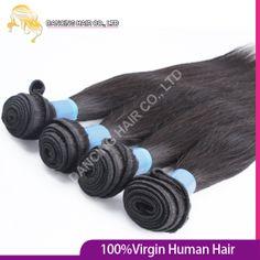 Grade 6A Ms Lulas Unprocessed Brazilian Straight Virgin Hair 100g/Bundles 2pcs/lot 8''-30''Double Weft Cheap Queen Hair Products $39.09 - 119.34