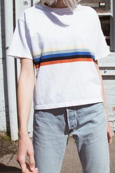 Aleena Rainbow Top