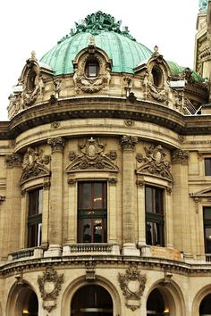 Palais Garnier Opera by Au Pays des Merveilles