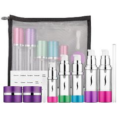 SEPHORA COLLECTION - Deluxe Airless Travel Kit #sephora