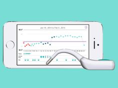 This Bluetooth Enabled temperature tracker will tell you the optimal time for BabyMaking, #Ovatemp, a fertility tracking app, Ovatemp is now launching #ONDO, a digital thermometer to monitor the start of ovulation. #babies #technology #mydubai2020 #ovatemp #ondo #fertility #socialglims #socialmedia