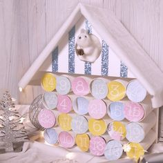 Diy Projects To Try, Gingerbread, Paper Crafts, In This Moment, Holiday Decor, Frame, Home Decor, Album Photo, Biscotti