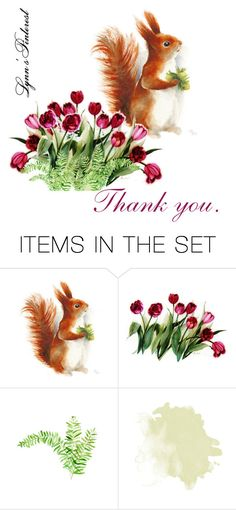 """""""Thank you -  #3957"""" by lynnspinterest ❤ liked on Polyvore featuring art"""