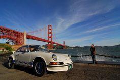Porsche 911 Carrera RS - San Francisco