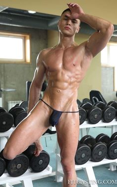 Amazing Ivan will start his casting soon at www.fitcasting.com