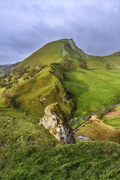 Chrome Hill - Peak District, England