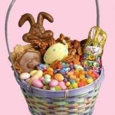 Easter gift basket ideas for adults easter gift baskets basket easter gifts for women negle