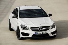 #MercedesBenz #CLA #white #new #bestnewcar