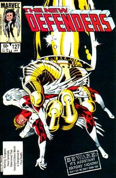 New Defender # 127 by Mike Zeck & John Beatty