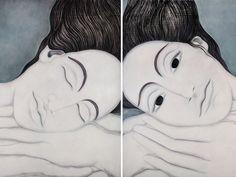 SENZA TITOLO 06 Wallpepper Fine-Art / Sofia Cacciapaglia Line by Wallpepper…