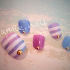 Okinawa♥海♥フットネイル特集 - Itnail