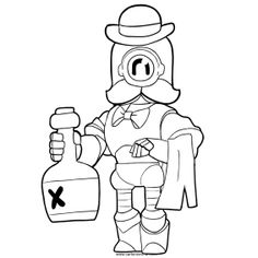 Best Picture For Brawl Stars Coloring Pages emz For Your Taste You are looking for something, and it Blow Stars, Most Beautiful Pictures, Cool Pictures, Star Coloring Pages, Profile Wallpaper, Marvel Coloring, Lego Dc, Paul Chambers, Cartoon
