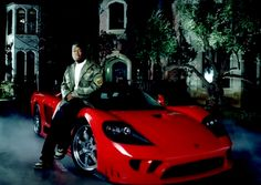 "Coolest Cars In Music Videos - Saleen S7: ""CANDY Shop"" landed at #1 on the Billboard Hot 100, becoming 50 Cent's third number one single. Maybe one of its pluses was that it featured an impressive Saleen S7, an American hand-built, high-performance supercar designed and initially built in the UK."