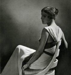 Aliki Diplarakou ~ Miss Europe in 1930
