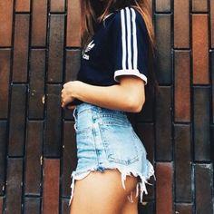 #adidas #levis