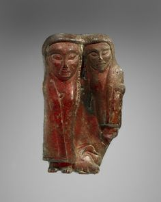 Pendant: Female Holding a Child (Kourotrophos) with Bird; 600 - 550 B. 83 mm in. Gift of Gordon McLendon Ancient Egyptian Art, Ancient Aliens, Ancient History, Art History, European History, Ancient Greece, American History, Ancient Artefacts, Ancient Goddesses