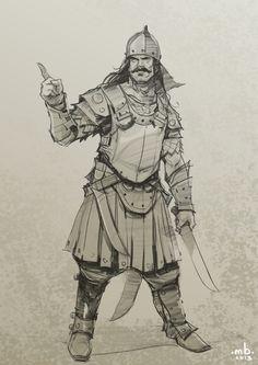 Borislav Mitkov - Illustration/Concept Art https://www.facebook.com/CharacterDesignReferences