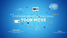 Reebok Your Move Online Brand Campaign by Forrest Plassmann