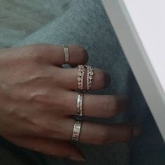 CZ Elegant Rose Gold Wave Tiara Engagement Ring Set Sterling Silver from kellinsilver.com