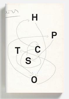 Peter Mendelsund | Zine Cover | Typography