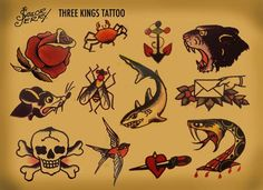 Best Sailor Tattoos Designs