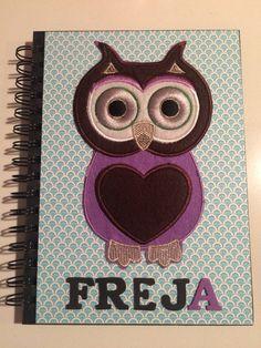 Turbog til Freja i barnedåbsgave