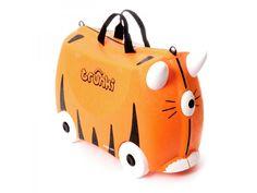 Trunki, Otroški kovček Tipu Tiger