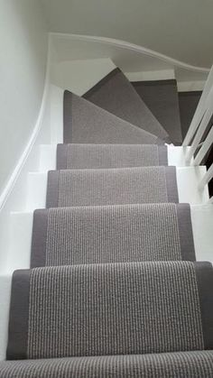 Grey Stair Runner Grey Carpet Runner to Stairs: