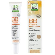 ¿Conoces los beneficios de la leche de burra para la piel? BB cream ecológica de leche de burra http://www.cosmeticanaturalonline.com/bio/bb-cream-ecologica-de-leche-de-burra-sobio-etic/
