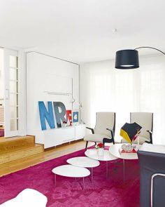 Home & Garden: Ambiance moderne et colorée