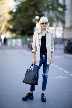 THE BEST OF THE IMPRESSION'S PARIS FASHION WEEK MODELS OFF-DUTY STREETSTYLE SPRING 2017 Off-Duty | Paris Models Street Style Spring 2017 Day 8 2016-10-26T15:21:30+00:00 2016-10-26T15:21:30+00:00 Kenneth Richard