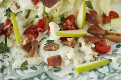 Sioux Falls Catering Salads - @Chef Jeni Green Goddess Wedge Salad - photography by @Cory Ann Ellis
