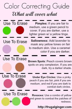 How to use color correcting the right way and get amazing results!