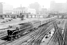 584 Best Train Yards And Facilities Images On Pinterest In