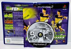 PLAYSTION 2 CENTRE COURT HARDHITTER GAME VGC  PS1 PS2 PS3 TENNIS PAL HARD HITTER