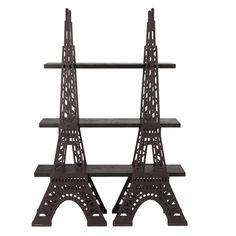 "Found it at Wayfair - Eiffel Tower 73"" Shelf Bookcase http://www.wayfair.com/daily-sales/p/Bon-Voyage%3A-Picks-Inspired-by-Foreign-Places-Eiffel-Tower-73%22-Shelf-Bookcase~BOMB1785~E22250.html?refid=SBP.rBAZEVU-468j5Ts2rDkXAn_mZQktU02tuGd69j7gMYs"