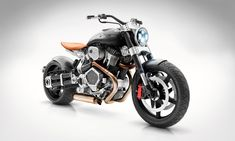 Handmade $65K Confederate X132 Hellcat Speedster Limited to Only 65 Motorcycles